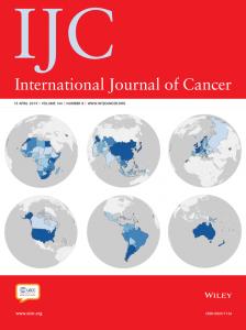 international journal of cancer 20