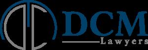 DCM Lawyers Logo